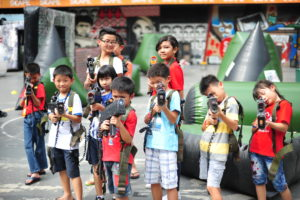 laser tag games for carnival rentals