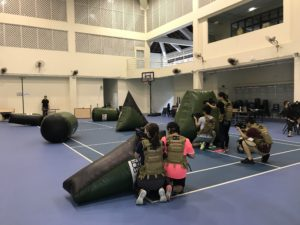 best laser tag for school groups