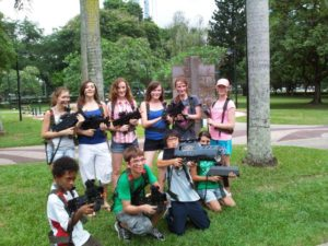 combat skirmish laser tag in singapore