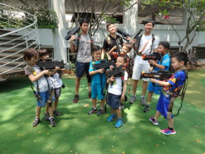 best laser tag for birthday parties