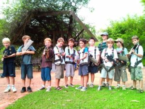 laser tag for expat groups