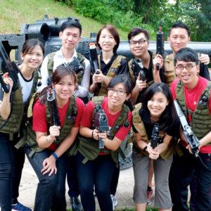 team bonding activity